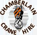 Chamberlain Crane Hire Logo