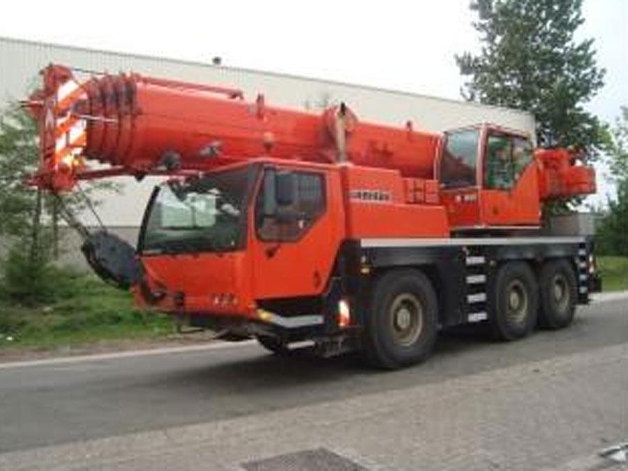 Liebherr LTM 1055 3.1 55T ALL TERRAIN