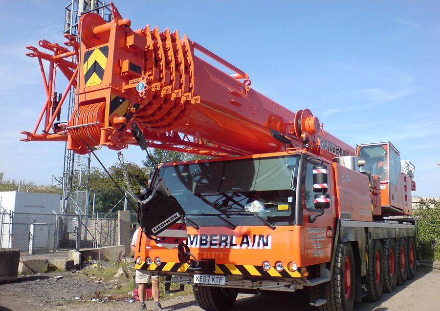 Liebherr LTM 1095 5.1 95T ALL TERRAIN